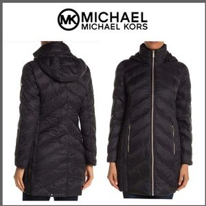 Michael Kor down jacket
